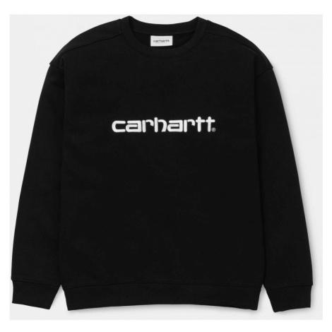 MIKINA CARHARTT Sweat WMS - černá Carhartt WIP