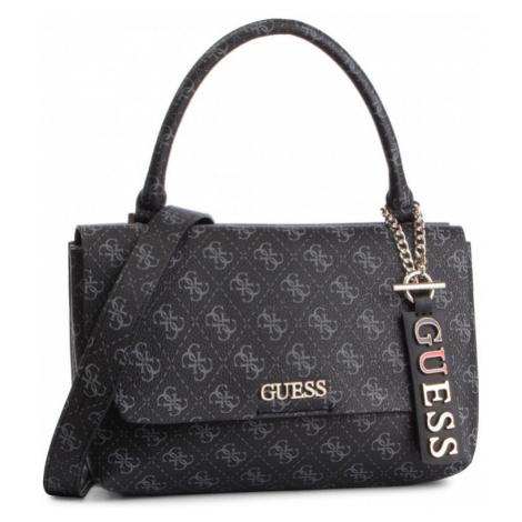 Guess dámská černá kabelka se vzorem