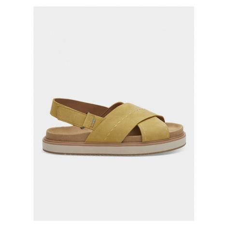 Sandále TOMS Žlutá
