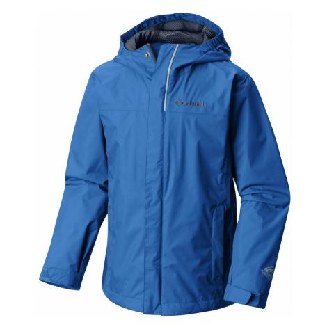 Bunda Columbia Watertight™ Jacket J - tmavě modrá X