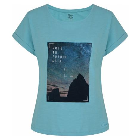 Dámské tričko Dare2b LAIDBACK Tee modrá Dare 2b