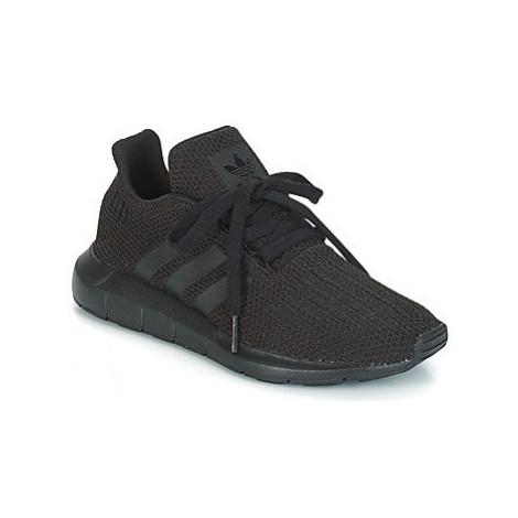 Adidas SWIFT RUN J Černá