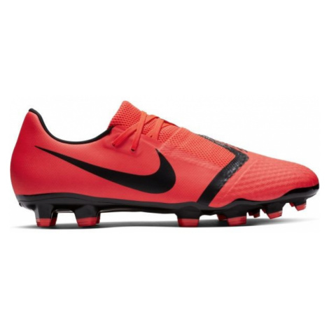 Nike PHANTOM VENOM ACADEMY FG červená - Pánské kopačky