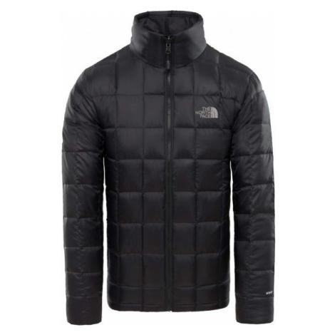 The North Face KABRU DOWN JACKET M černá - Pánská zateplená bunda