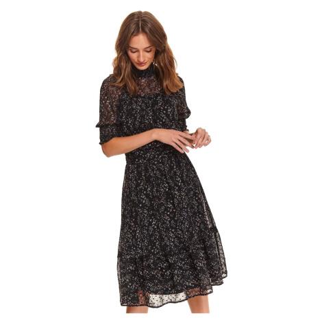 Women's dress Top Secret Patterned