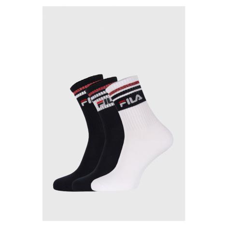 3 PACK dámských ponožek FILA Malia