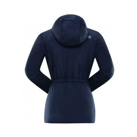 Dámský kabát Alpine Pro GOANITTA - tmavě modrá