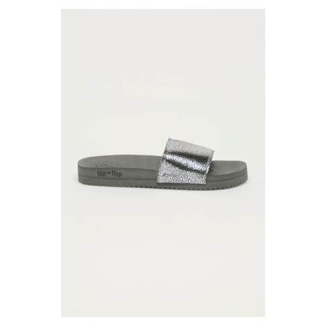 Flip*Flop - Pantofle Metallic cracked