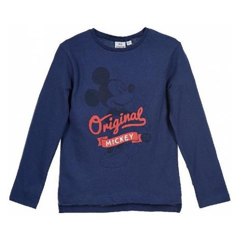 Mickey mouse chlapecké tmavě modré tričko original Disney