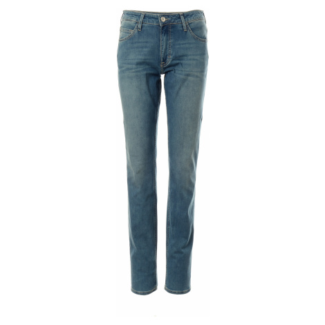 Mustang jeans Sissy Slim S&P dámské modré