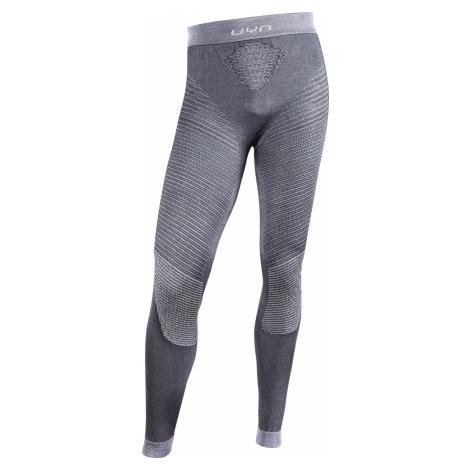 Funkční spodky Uyn Cashmere Shiny Man Underwear Pants Long - šedá L/XL