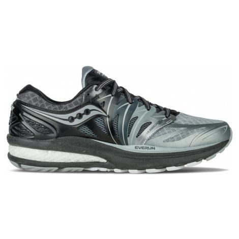 Dámská běžecká obuv Saucony Hurricane ISO 2 Reflex Černá / Stříbrná
