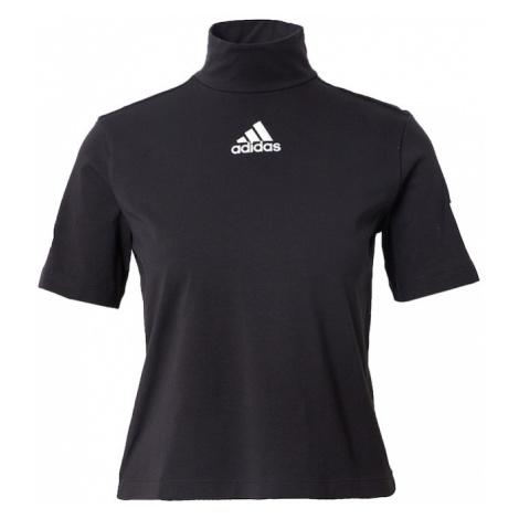 ADIDAS PERFORMANCE Funkční tričko 'W SPC TEE' černá