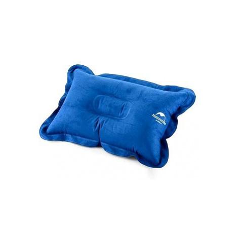 Naturehike nafukovací komfortní polštářek modrý