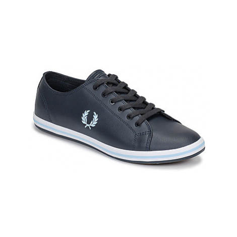 Fred Perry KINGSTON LEATHER Modrá