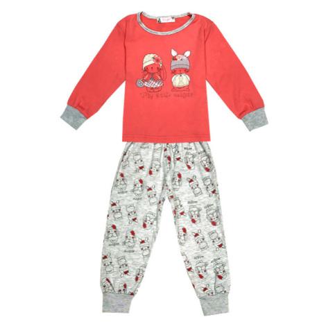 Dívčí pyžamo - KUGO ML7090