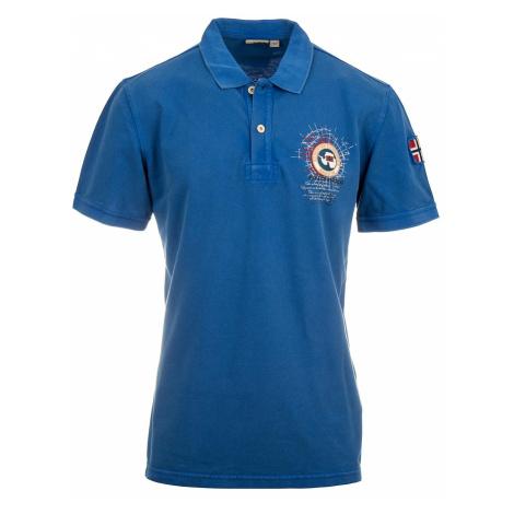 Napapijri pánské polo tričko světle modré