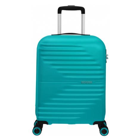 Příruční kufr American Tourister WAVETWISTER Modrý 131989-5467