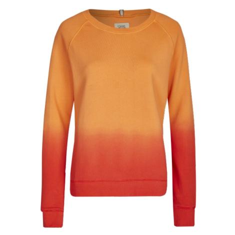 Mikina Camel Active Sweatshirt - Červená