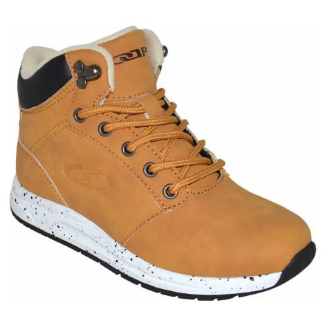 BELEN children's winter boots yellow LOAP