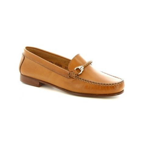 Leonardo Shoes 174 INVECCHIATO ART. DASY SPESSORE 1,4/1,6 SELLA Béžová