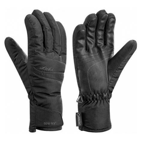 Leki APIC GTX LADY černá - Dámské sjezdové rukavice
