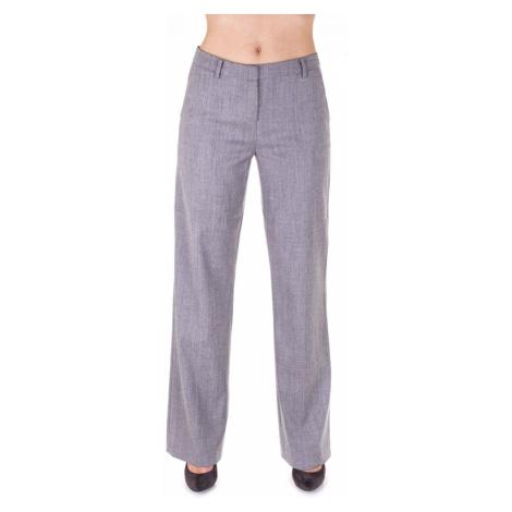 Tommy Hilfiger TOMMY HILFIGER dámské kalhoty šedé