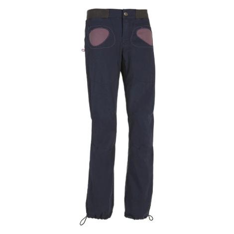 E9 kalhoty dámské Onda Story, tm.modrá