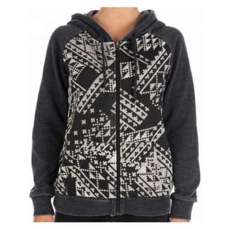 Mikina Rip Curl Amy Fleece jet black
