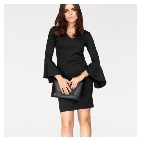 Černé šaty – Viticca Vila