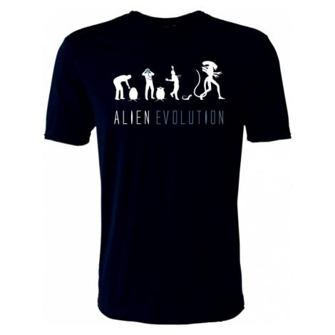 Alien Evolution - Geek SCI-FI Tričko
