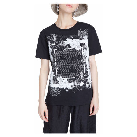 Desigual černé tričko TS Arizona