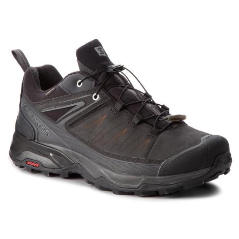 Trekingová obuv SALOMON - X Ultra 3 Ltr Gtx GORE-TEX 404784 30 V0 Phantom/Magnet/Quiet Shade