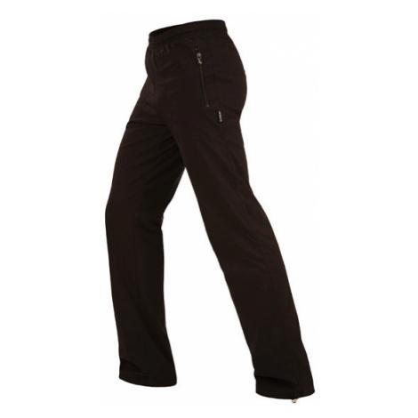 Pánské kalhoty zateplené - prodloužené Litex 99481 | černá