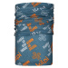 Darlin multifunctional scarf light blue - Kilpi UNI