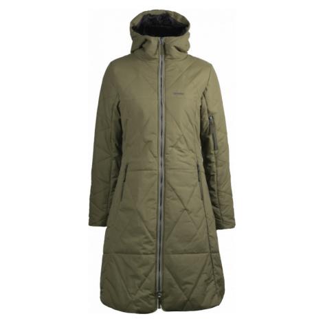 Zimní zateplený cyklo kabát Skhoop Nikki olive