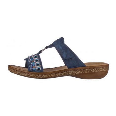 Pantofle RIEKER 628M6-14