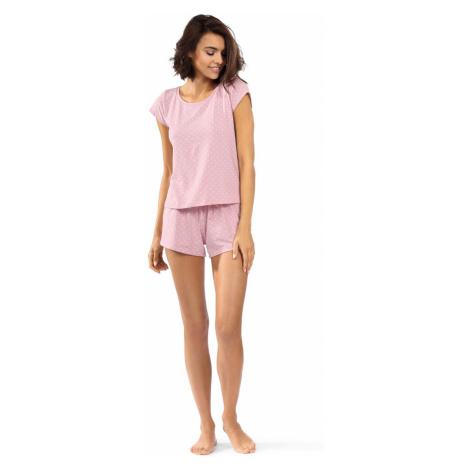 Dámské pyžamo P-1526 růžová Lorin