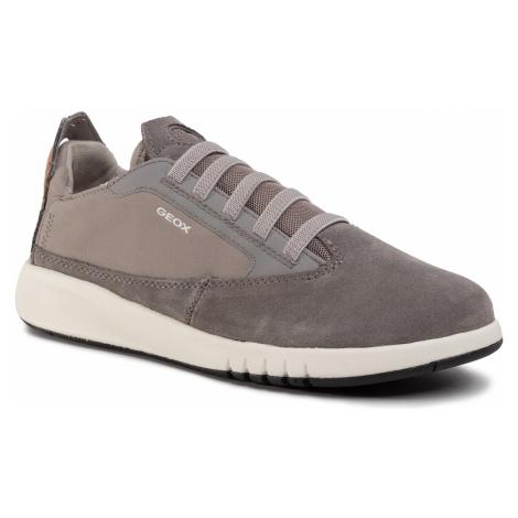 Sneakersy GEOX - J Aeranter B. B J02BNB 02211 C1006 S Grey