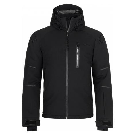 KILPI Pánská lyžařská bunda TURNAU-M NM0018KIBLK Černá