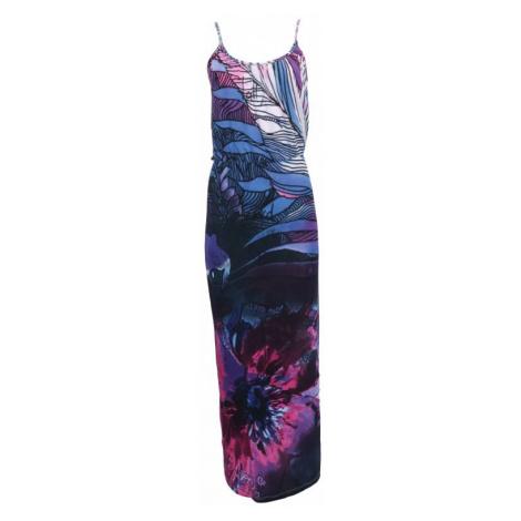 Barevné vzdušné šaty Desigual