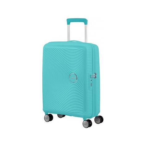 American Tourister Soundbox SPINNER 55/20 EXP TSA Poolside Blue