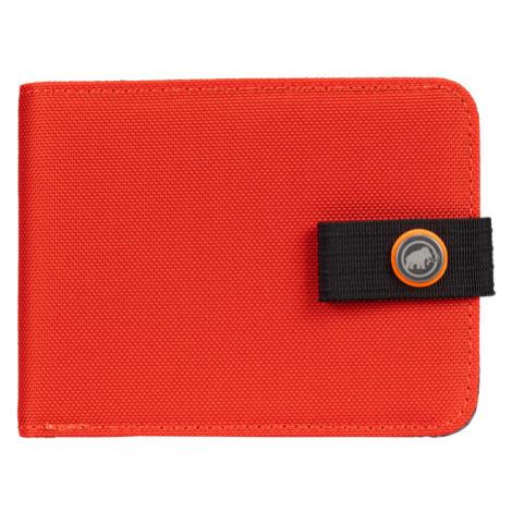 Peněženka Mammut Xeron Wallet Barva: červená