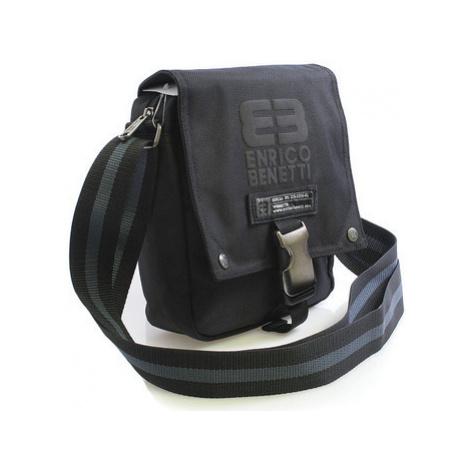 Enrico Benetti Černá taška na doklady 4478 Černá