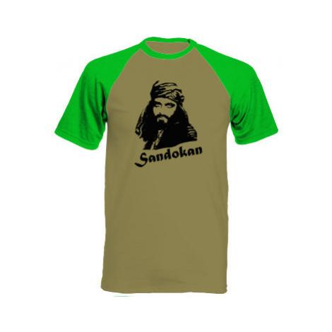 Pánské tričko Baseball Sandokan