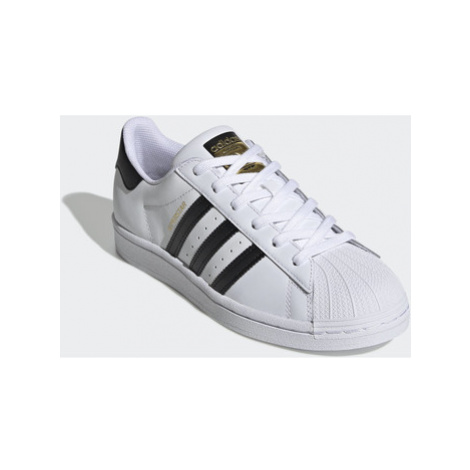 Adidas Boty Superstar Bílá