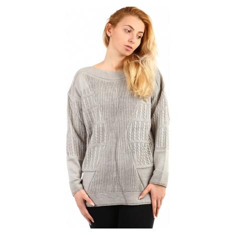 Dámský volný dámský svetr