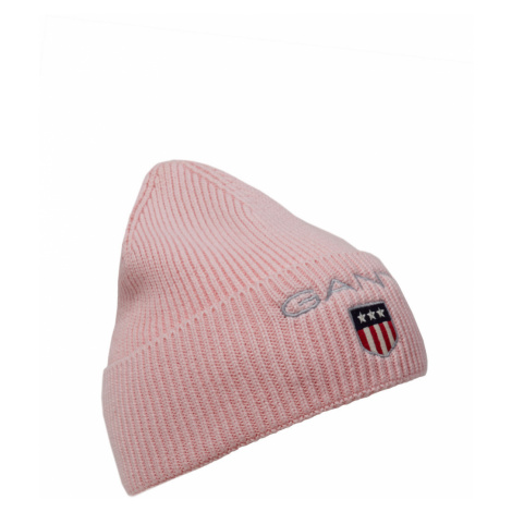 ČEPICE GANT D1. MEDIUM SHIELD RIB BEANIE
