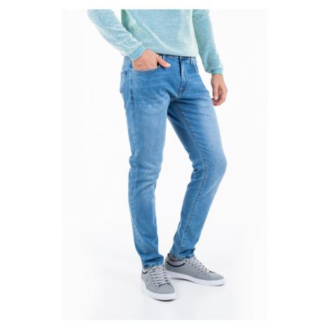 Pepe Jeans pánské modré džíny Stanley