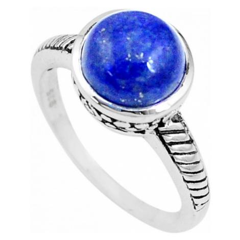 AutorskeSperky.com - Stříbrný prsten s lapis lazuli - S3071